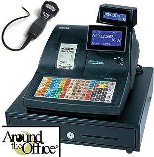 SAM4s ER-945 Cash Register with refurb Metrologic Fusion Barcode Scanner