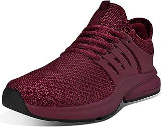 Troadlop Mens Running Tennis Shoes Slip On Resistant Sneakers Fashion Mens Sneaker Gym Sport Non Slip Casual Walking Shoes for Men…