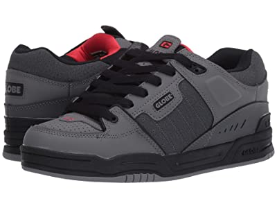Globe Fusion (Charcoal/Black/Lava) Men