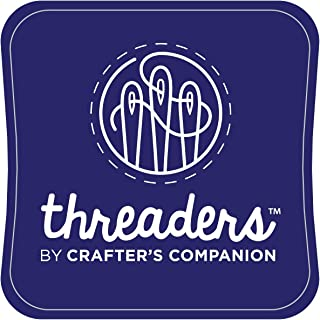 Threaders TH-1125 Fabric Ink Pads, Blue