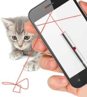 Laser Pointer For Cats 3D