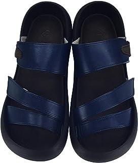RegettaCanoe Navy Comfort & Medical Slipper For Men