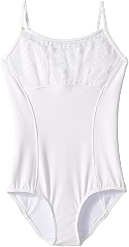 Bloch Kids Bow Mesh Camisole Leotard (Toddler/Little Kids/Big Kids)