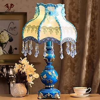 Lampe de Table en résine américaine personnalisée Lampe de Chevet de Mode Mode Chaude Salon Lampe d'apprentissage Lampe de...