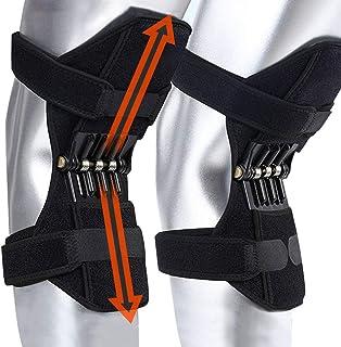 CROSS1946 قدرت زانو بند ، پشتیبانی از زانو برای درد زانو ، آرتروز ، درد پارگی مینیسک ، اسکات ، پیاده روی ، کوهنوردی ، تقویت کننده محافظت از زانو برای مردان و زنان