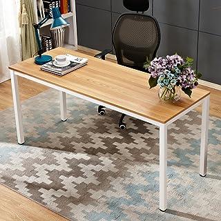 Need Bureau d'ordinateur Table Informatique Meuble de Bureau pour Ordinateur pour Salle à Manger, Salon, Cuisine,160x60CM,...