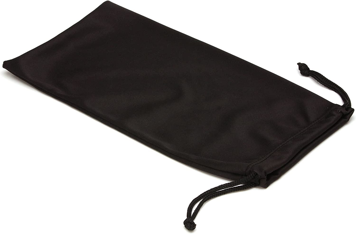 Pyramex Very Cheap super special price popular Black Cloth Spectacle Drawstring Case