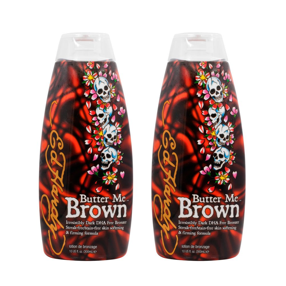 Ed Hardy Butter Tanning Bronzing