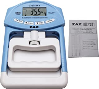 ZAZ デジタル握力計 電池付