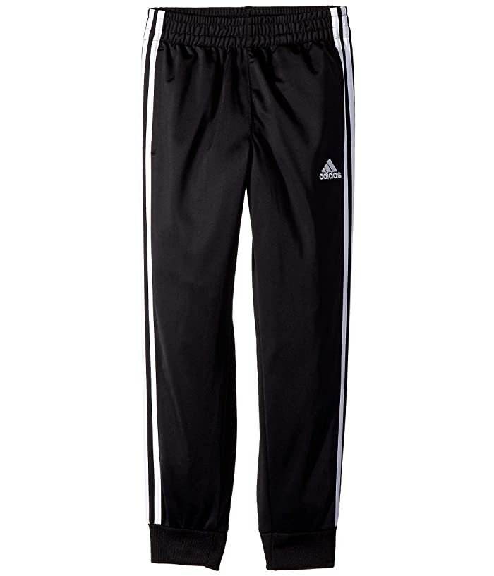 adidas Kids  Youth Iconic Tricot Jogger (Big Kids) (Black) Boys Casual Pants