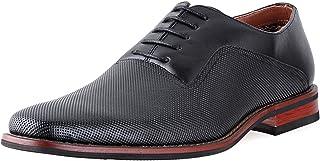 Ferro Aldo Mens Lalo Oxford Dress Shoes | Comfortable Dress Shoes | Formal | Lace-Up | Classic Design