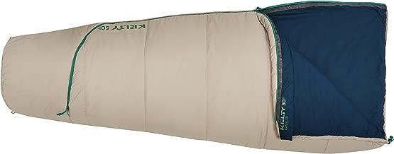 Kelty Rambler 50 Degree Sleeping Bag, Sand