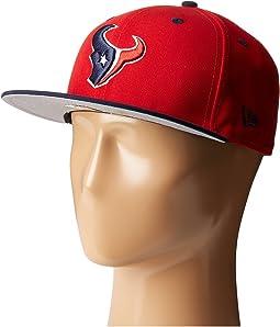 NFL Two-Tone Team Houston Texans