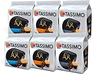 Tassimo Coffee L'OR Espresso Bundle Cápsulas de Café - L'