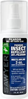 Sawyer Products Premium Insect Repellent with 20% Picaridin