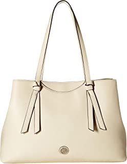 Womens Soft Knot East/West Tote