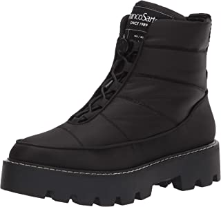Franco Sarto Women's Bucana Snow Boot, Black, 9