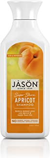 JASON Super Shine Apricot Shampoo, 16 oz. (Packaging May Vary)