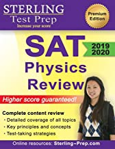 Sterling Test Prep SAT Physics Review: Complete Content Review