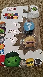 Tsum Tsum Marvel 3-Pack: Hawkeye/Hidden/Wasp Toy Figure