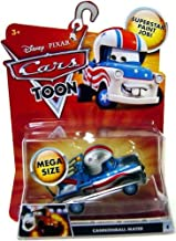 Disney Pixar Cars Toon Mater the Greater Cannonball Mater Mega Size Vehicle