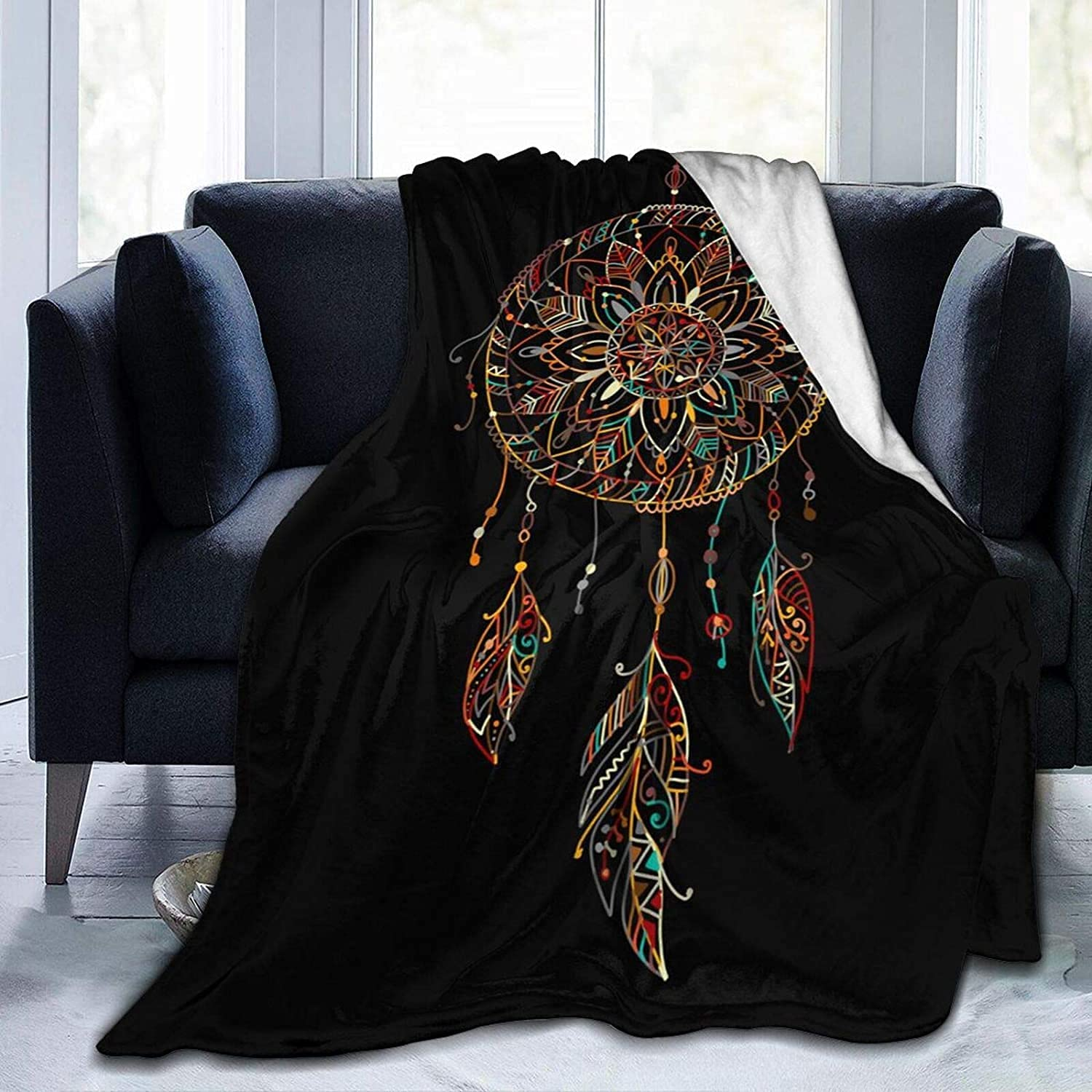 Dreamcatcher Limited time sale Throw Blankets Durable Lightweight 50 Blanket Recommendation