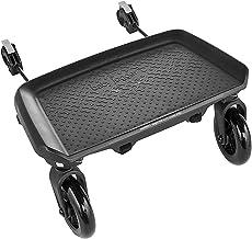 Baby Jogger Glider Board Buggy Board | Kinderbuggy Trittbrett für City Elite 2, City Mini 2, City Mini GT2, Summit X3 Kinderwagen und viele mehr