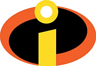 Disney The Incredibles Iron On Transfer for T-Shirts & Other Light and Dark Color Fabrics #5 Divine Bovinity