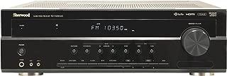 SHERWOOD RD-7405HDR 7.1-Channel 70-Watt Dual-Zone A/V Receiver with HD Radio..