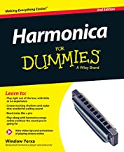 Harmonica For Dummies (For Dummies Series)