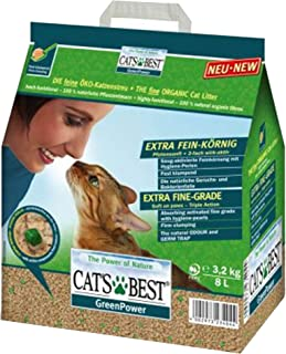 Cat's Best Greenpower Cat Litter 3.2 Kg