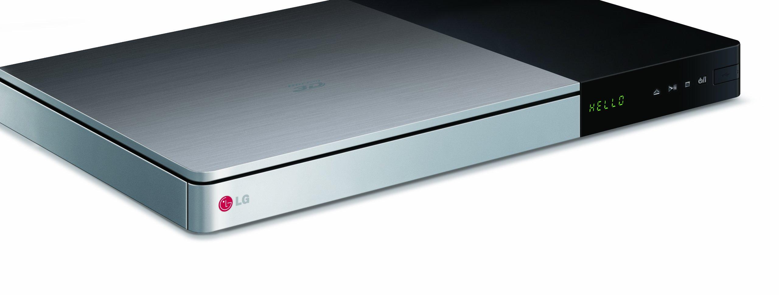 LG BP740 - Reproductor de BLU-Ray (3D, Internet, Dolby Digital ...
