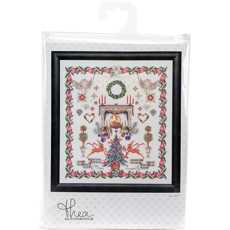 Thea Gouverneur TG2077A Cross Stitch Kit 23.5