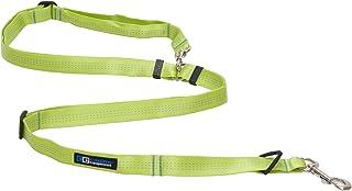 Canine Equipment Technika Beyond Control Dog Leash, 3/4-Inch Width, Lime