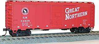 Accurail Model Trains Ho 40' AAR Single Door Boxcars Northern Pacific