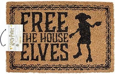 Pyramid GP85242 ZERBINO Harry Potter Free The House Elves, Multicolore, 60x40
