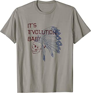 It's Evolution, Baby, Do the Grunge T-shirt