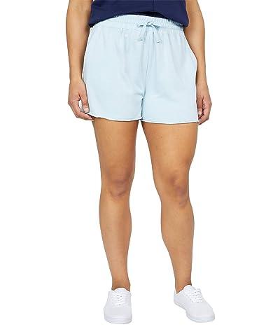 Splendid Eco Shorts (Cloud Blue) Women