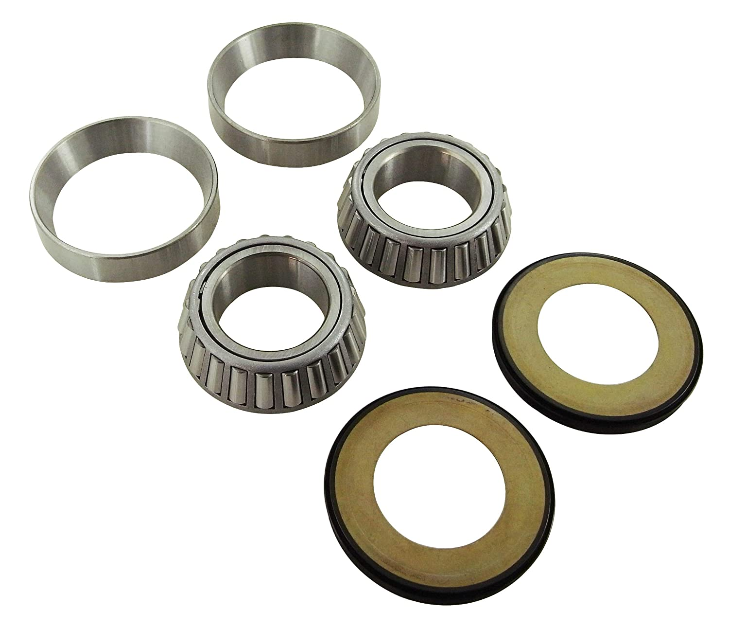 New HQ Powersports Cheap super special price Steering Bearings store Replacement FJR1 Yamaha For