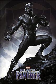 Close Up Póster Black Panther - Stance (61cm x 91,5cm)