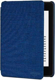 Vattentåligt tygfodral till Amazon Kindle Paperwhite (10:e generationen – 2018 års utgåva), blått