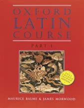 Oxford Latin Course: Part I: Student's Book