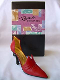 Just the Right Shoe Red Devil Mint in Box