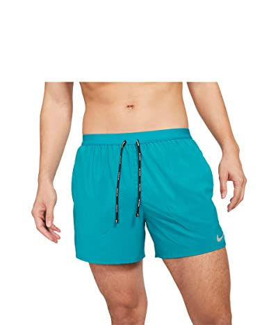 Nike Flex Stride Shorts 5 BF (Blustery/Reflective Silver) Men