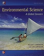 Environmental Science: A Global Concern, AP Edition