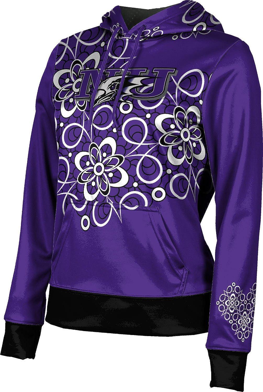 ProSphere Niagara University Girls' Pullover Hoodie, School Spirit Sweatshirt (Foxy)