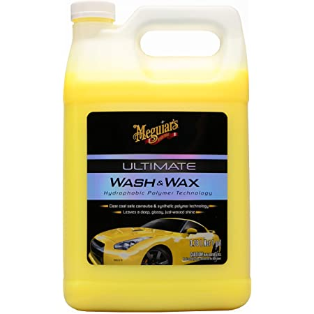 Meguiar's G17701 Ultimate Wash & Wax, 1 Gallon