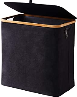 Best gray clothes hamper with lid Reviews