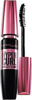 Maybelline New York Hypercurl Mascara Waterproof, Black, 9.2ml
