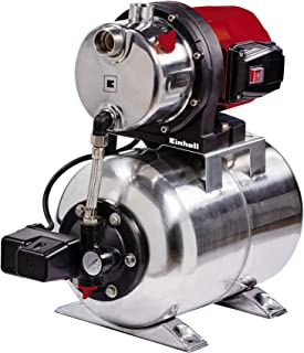 Einhell Bomba Inyectora GC-WW 1250 NN Potencia 1200 W Peso: 14-7 kg Color Rojo